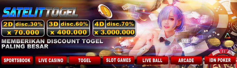 SatelitTogel: Bandar Togel Online Terpercaya Deposit Pulsa